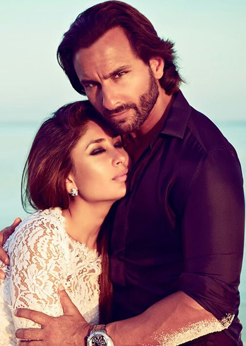 Bollywood Couples who are proof enough of the existence of true love- saif