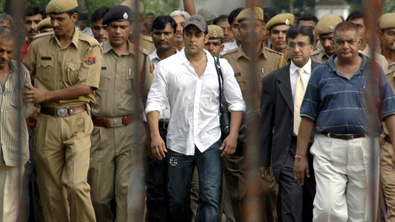 Here's what happened when Salman Khan's parents visited him in jail