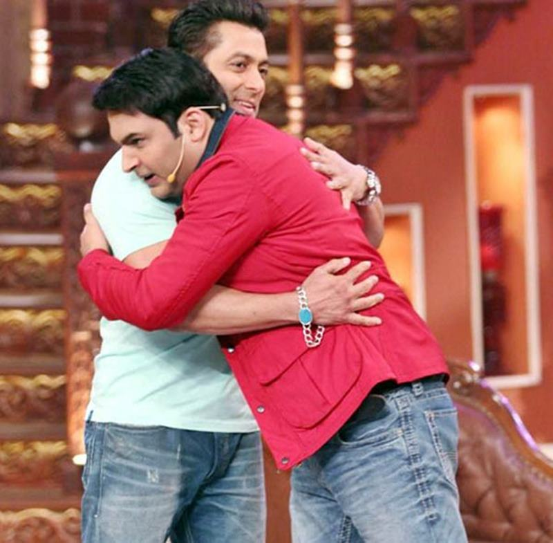 Salman Khan turns saviour for Kapil Sharma, saves The Kapil Sharma Show from going off-air
