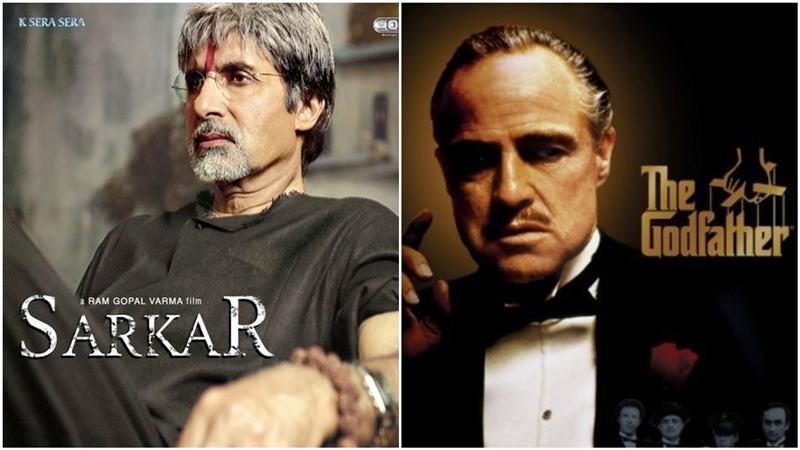 Most Amazing Hollywood Remakes in Bollywood- Sarkar