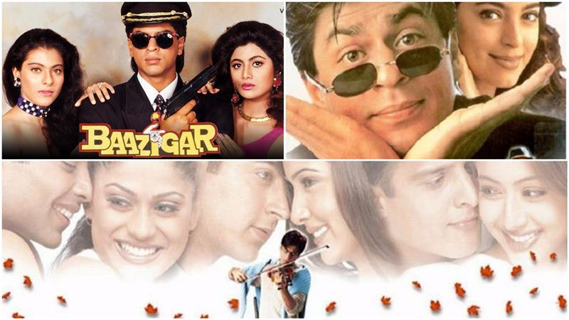 8 Shah Rukh Khan films based on Hollywood movies