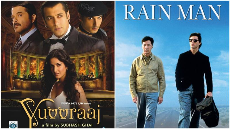 Yuvvraj is based on Rain Man