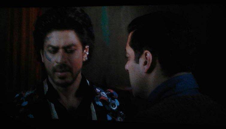 Pics: Shah Rukh Khan as Goga Pasha In Salman Khan's Tubelight