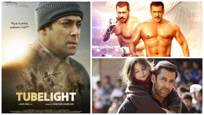 Box Office: Tubelight Vs Sultan Vs Bajrangi Bhaijaan Box Office Collection Comparison