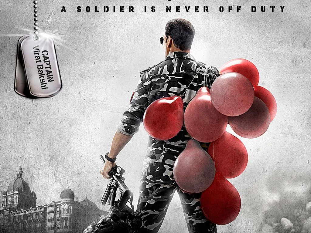 7 Akshay Kumar Movies That Will Make You Proud - Holiday