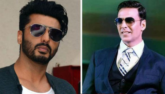 Arjun Kapoor Replaces Akshay Kumar In Namastey London Sequel
