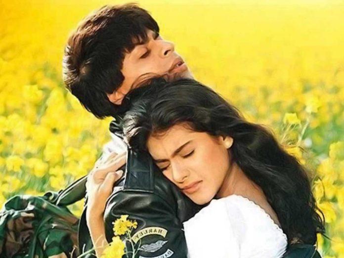 Shah Rukh Khan played the lover boy - Dilwale Dulhaniaya Le Jayenge