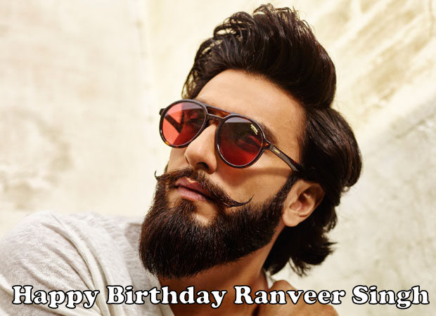 Birthday Special : 5 memorable roles of Ranveer Singh