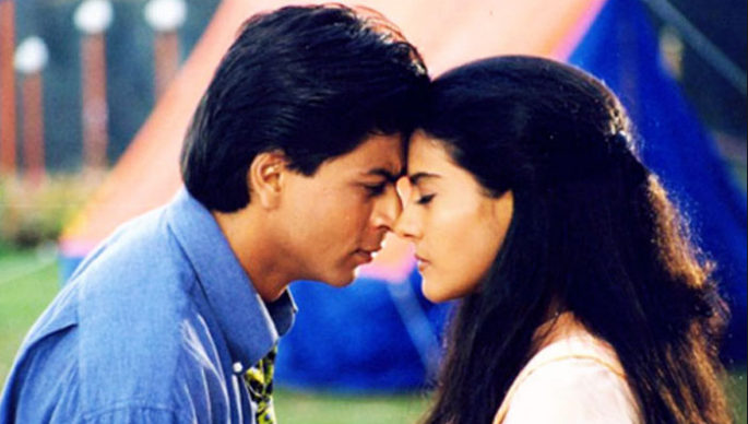 Shah Rukh Khan played the lover boy - Kuch Kuch Hota Hai