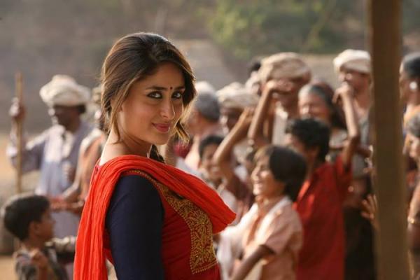 Bollywood Actresses Who Got Injured While Shooting - Kareena kapoor