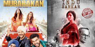 Mubarakan, Indu Sarkar First Day Collection Update