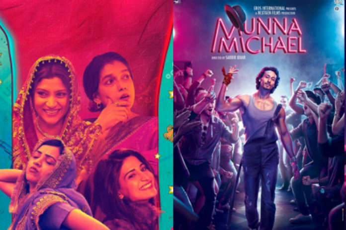 Box Office Report Munna Michael Is A Flop, Lipstick Under My Burkha Is A Hit
