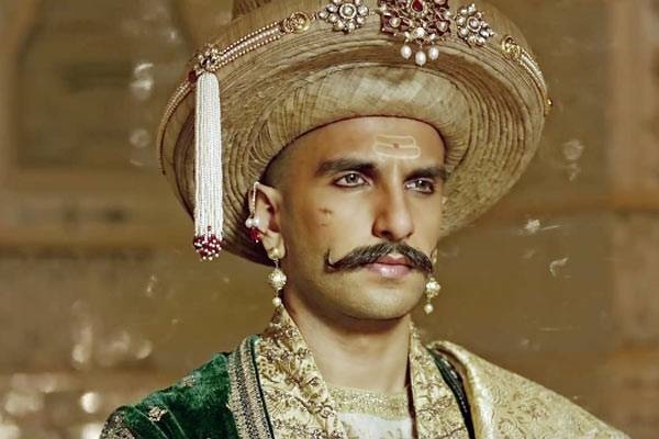 5 memorable roles of Ranveer Singh - Bajirao Mastani