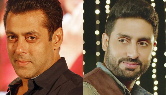 Shocking: Salman Khan Is Responsible For Delay In Abhishek Bachchan's Next Film