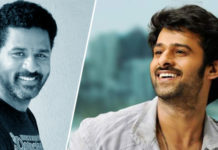 Prabhas & Prabhu Deva To Come Together For An Action-Comedy Film?