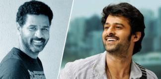 Prabhas & Prabhu Deva To Come Together For An Action-Comedy Film?