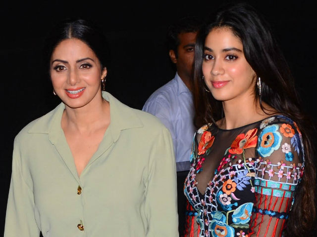 Actors who don't want their children to enter in Bollywood - sridevi and jhanvi kapoor