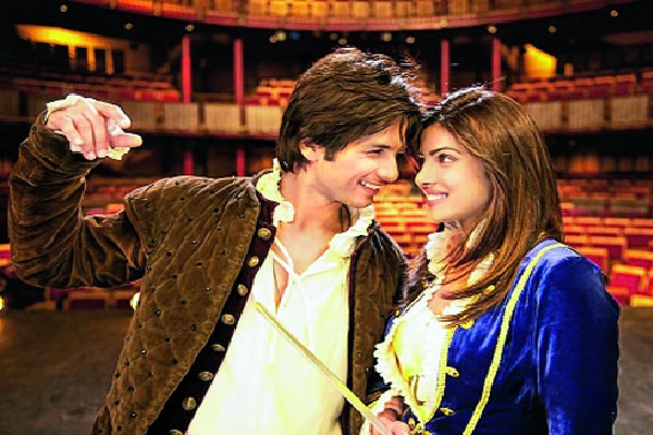 Ex-Couples who have worked together after breakup - Shahid and Priyanka