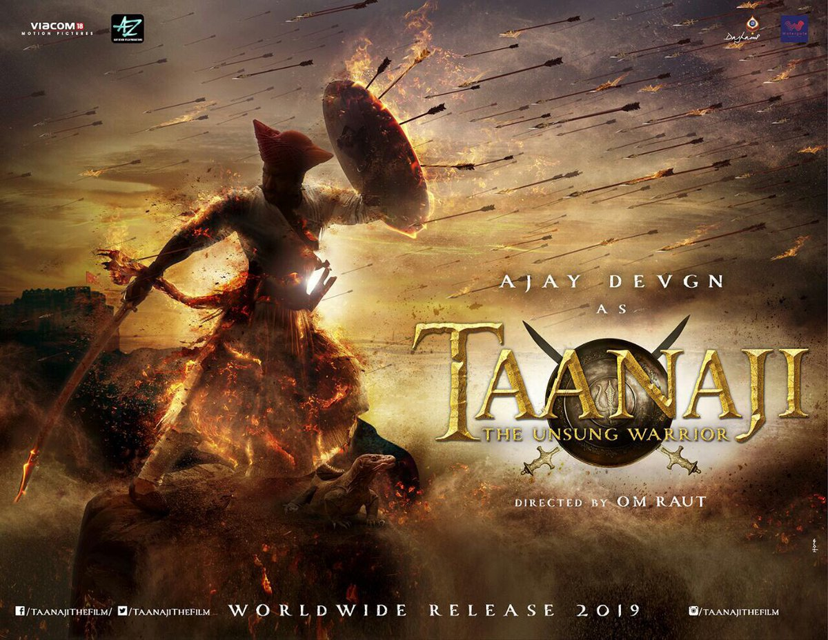 Ajay Devgn upcoming movie - Taanaji