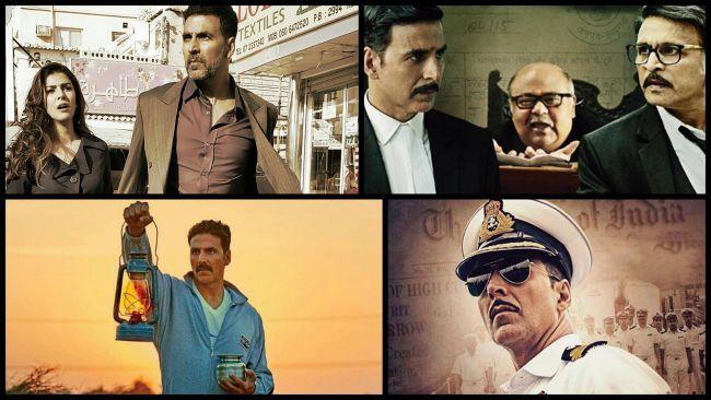 Highest Opening Week Grossers Of Akshay Kumar