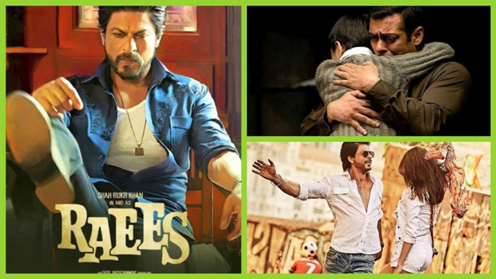 Box Office: Raees Vs Tubelight Vs Jab Harry Met Sejal Second Day Collection Comparison