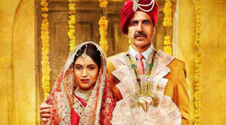 Top 10 Highest Grossing Movies Of Akshay Kumar - Toilet: Ek Prem Katha