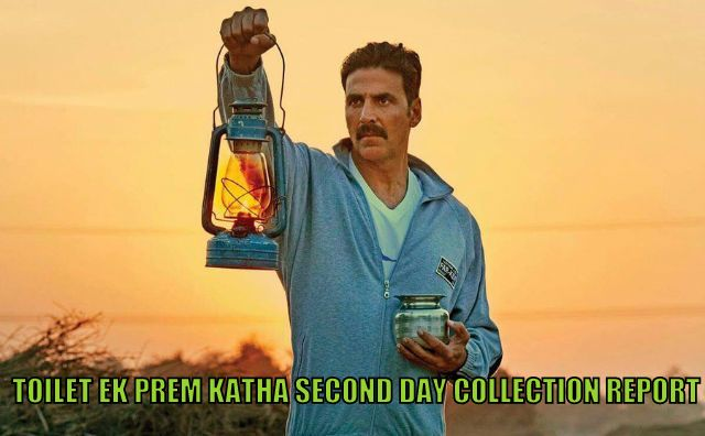 Toilet Ek Prem Katha Day 2 Box Office Collection Update