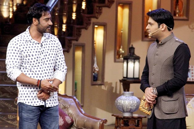 Ajay Devgn walked out of TKSS