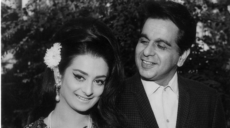 Bollywood couples with shocking age difference - Dilip Kumar and Saira Bano