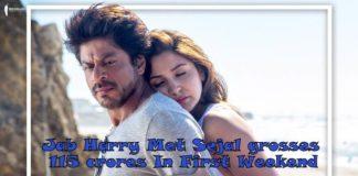 Jab Harry Met Sejal First Weekend Collection: Grosses 100 Crores Worldwide