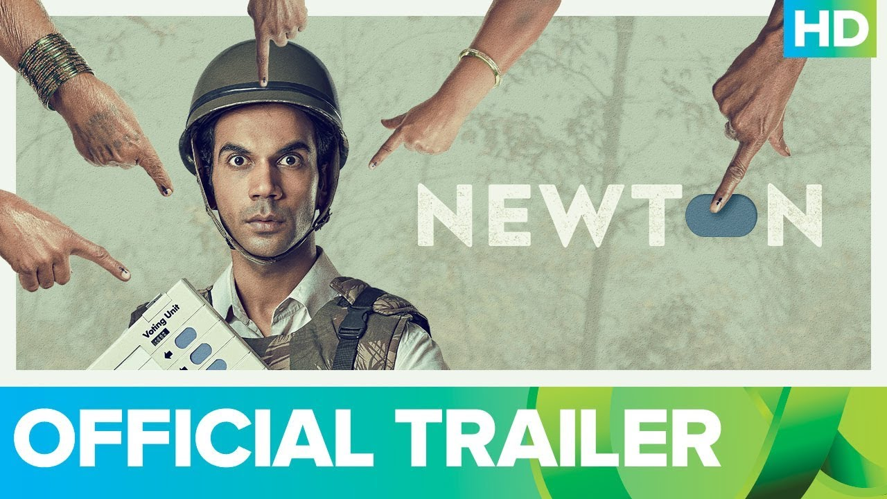 Newton Trailer Review: Rajkummar Rao never ceases to surprise us, does it again as Newton!
