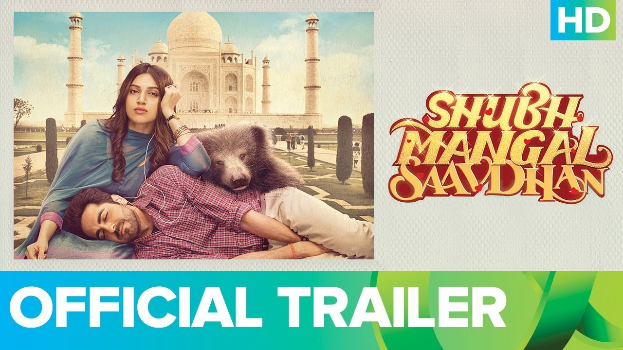 Shubh Mangal Saavdhan trailer review: Ayushmann Khurrana and Bhumi Pednekar are hilarious in this laugh riot