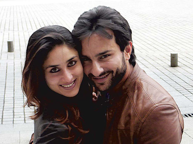 Bollywood couples with shocking age difference - Saif and Kareena