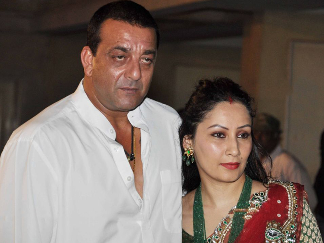 Bollywood couples with shocking age difference - Sanjay and Manyata
