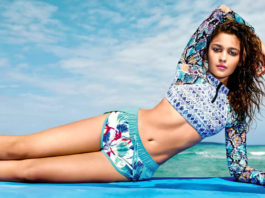 Alia Bhatt hot in swimwear 2