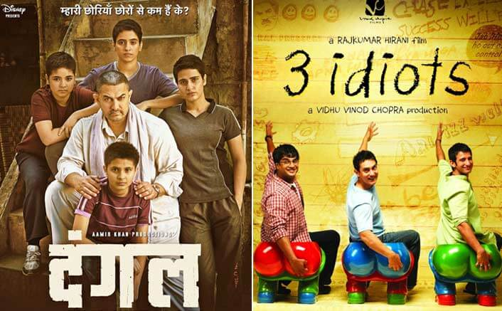 Dangal Beats 3 Idiots To Become Highest Grossing Indian Film In Hong Kong