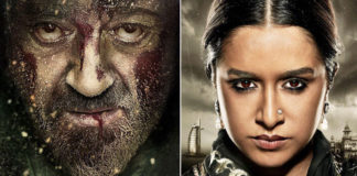Haseena Parkar And Bhoomi first day collection