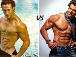 Hrithik Vs Tiger Shroff In Yash Raj Films Next
