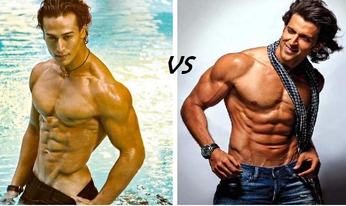 It's Hrithik Roshan Vs Tiger Shroff In Yash Raj's Next Film, Get Ready For The Ultimate Battle