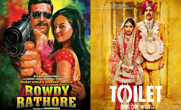 Top 10 Highest Grossing Movies Of Akshay Kumar: Airlift, Rowdy Rathore And More