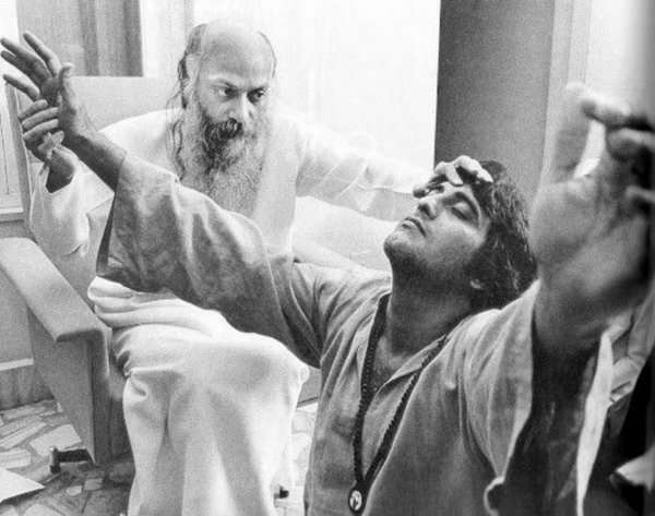 Vinod Khanna and Osho