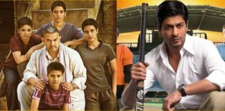 dangal and chak de india