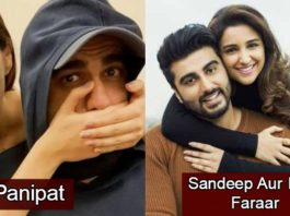 Arjun Kapoor's Upcoming Movies