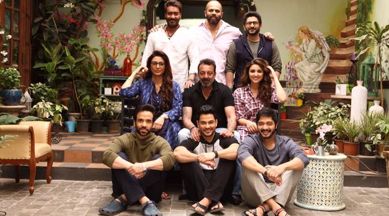 Golmaal Again 4th Day Collection, Fantastic Hold On Monday