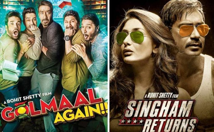 Golmaal Again 9th Day Collection, Huge Growth On 2nd Saturday, Crosses 150 Crores
