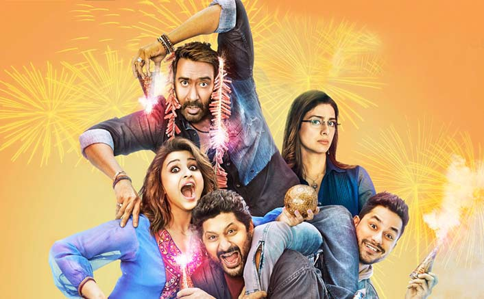 Golmaal Again is Ajay Devgn's highest grossing movie