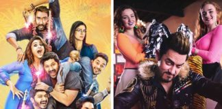 Golmaal Again Vs Secret Superstar Box Office: Ajay Devgn's Film Takes A Huge Lead Over Aamir Khan's Secret Superstar
