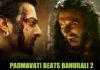 Padmavati Trailer Smashes All Records, Beats Bahubali 2, Golmaal Again And Raees