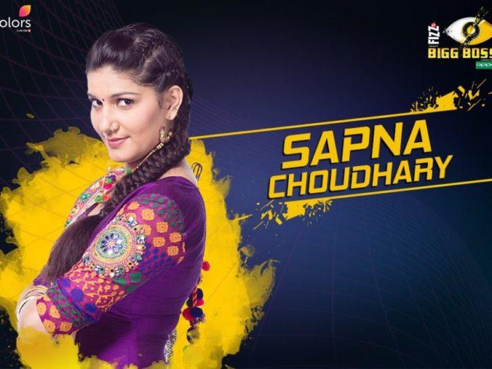 Sapna Choudhary Bigg Boss 11