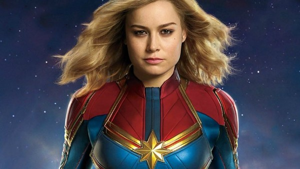 Hollywood movies with the highest opening day collection in India - Captain Marvel